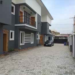 4 bedroom Terraced Duplex House for rent Ajao Estate Isolo Lagos