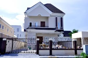 5 bedroom Detached Duplex House for rent Pinnock Estate Jakande Lekki Lagos