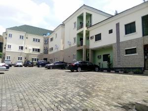 2 bedroom Block of Flat for rent Located at Ahmed musa crescent Jabi Abuja