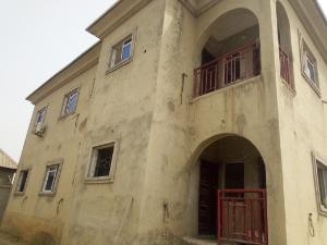 2 bedroom Block of Flat for rent After iron bridge in crd Lugbe Abuja