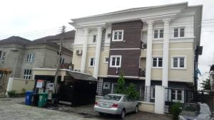 3 bedroom Flat / Apartment for rent elegushi megamound estate, Ikate Lekki Lagos