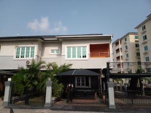 3 bedroom Terraced Bungalow House for rent Chevron Drive chevron Lekki Lagos