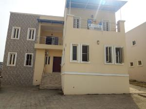 4 bedroom Duplex for rent Along Turkish hospital Idu Abuja