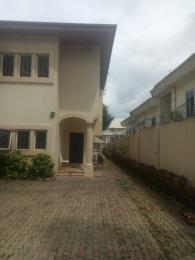 4 bedroom Semi Detached Duplex House for rent Off IBB Boulevard maitama district Maitama Abuja