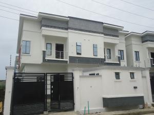 4 bedroom Semi Detached Duplex House for rent Lekki Oral Estate Lekki Lagos