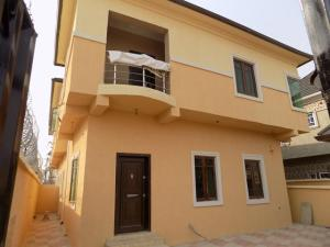 House for sale the estate by the 2nd toll gate Lagos