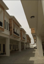 4 bedroom Terraced Duplex House for rent orchid rd chevron Lekki Lagos