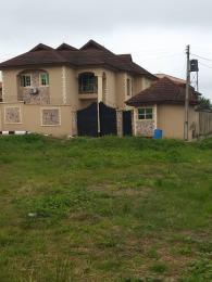 4 bedroom Detached Duplex House for sale Gastab filing station,Ologuneru  Eleyele Ibadan Oyo