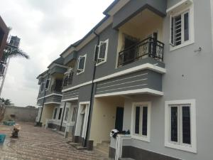 2 bedroom Semi Detached Duplex House for sale shell cooperative close to Pearl's garden estate Eneka Port Harcourt Rivers