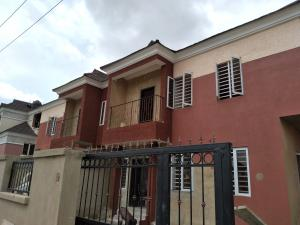 4 bedroom Semi Detached Duplex House for sale Glory Estate  Ifako-gbagada Gbagada Lagos