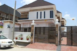 5 bedroom Detached Duplex House for sale Off Chevron Alternative, Chevron Drive, Lekki chevron Lekki Lagos