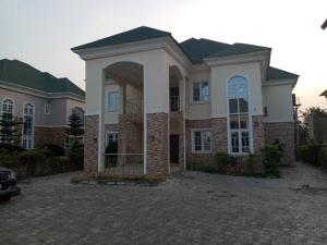 6 bedroom Detached Duplex House for rent Near Shema Petrol Station by Aso Radio Fm Katampe Main Abuja