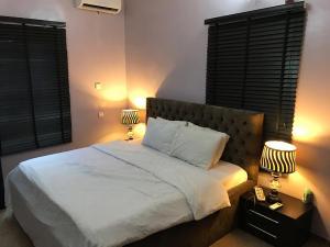 4 bedroom Detached Duplex House for rent Oral Estate Lekki Lagos