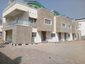 4 bedroom Terraced Duplex House for rent close to diplomatic zone Katampe Ext Abuja