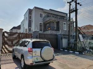 Semi Detached Duplex House for rent Ikeja GRA Ikeja Lagos