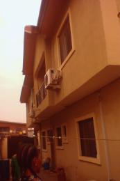 1 bedroom mini flat  Flat / Apartment for rent AJAYI ROAD.... Oke-Ira Ogba Lagos