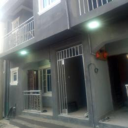 2 bedroom Blocks of Flats House for rent On a goos location before ishaga via balogun Iju-Ishaga Agege Lagos