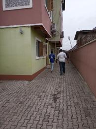 3 bedroom Blocks of Flats House for rent Abule ijesha junction   Abule-Ijesha Yaba Lagos