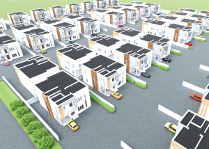 4 bedroom Serviced Residential Land Land for sale Beside Abuja train station, Abuja. Idu Abuja