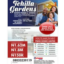 Residential Land Land for sale Aba-Owerri Road Ngor-Okpala Imo