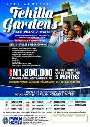 Mixed   Use Land Land for sale Along Aba-Owerri Road at Ngo-Okpala Community North LGA Ngor-Okpala Imo