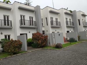 3 bedroom Terraced Duplex House for rent Abia Street Banana Island Ikoyi Lagos