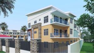 5 bedroom House for sale Karimo District by Turkish Hospital Karmo Abuja