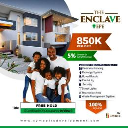 Residential Land Land for sale Epe, Lagos Epe Road Epe Lagos