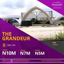 Mixed   Use Land Land for sale Abijo GRA  Abijo Ajah Lagos