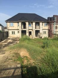 3 bedroom Flat / Apartment for sale From Abule egba you take a bus to Agbelekale then you take a bike to Vally view estate Abule Egba Lagos
