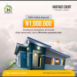 3 bedroom Detached Bungalow House for sale Richland Gardens,sangotedo,bogije,lekki,lagos Bogije Sangotedo Lagos