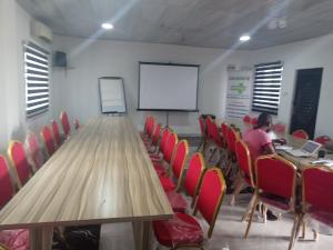 Conference Room Co working space for rent Iyana Bodija Samonda Ibadan Oyo