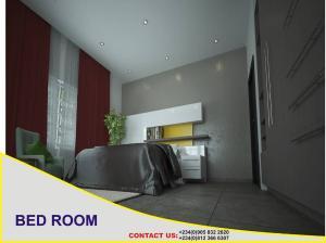 3 bedroom Flat / Apartment for sale Meadow Hall Way, Ikate – Lekki, Lagos Lekki Phase 1 Lekki Lagos