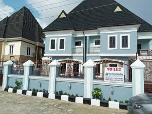 3 bedroom Detached Duplex House for rent Cooplage Estate, Off Abacha Road, Gra Phase 3, Phc. New GRA Port Harcourt Rivers
