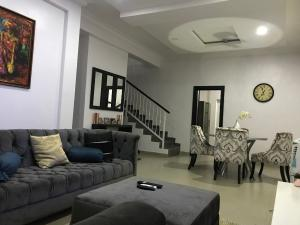 3 bedroom Semi Detached Duplex House for shortlet Castlerock Avenue Jakande Lekki Lagos
