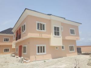 4 bedroom Semi Detached Duplex House for rent In an estate by second toll gate Oral Estate Lekki Lagos