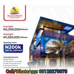 Residential Land Land for sale Coastal road, Eleko, Ibeju Lekki Eleko Ibeju-Lekki Lagos