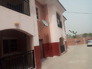 1 bedroom mini flat  Block of Flat for rent For rent 1 bedroom flat located in an estate of life camp district fct Abuja for rent Life Camp Abuja