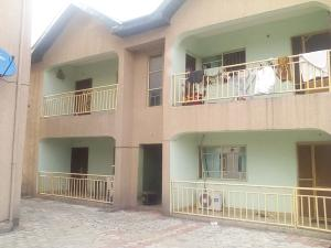2 bedroom Flat / Apartment for rent Health Center  Eliozu Port Harcourt Rivers - 1