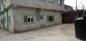 Blocks of Flats House for rent jungle bus stop, off iju road ogba. Ogba Lagos