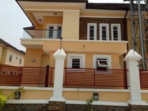 Semi Detached Duplex House for rent WhiteOak estate ologolo behind domino pizza. Ologolo Lekki Lagos