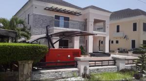 Detached Duplex House for rent NORTHERN FORESHORE, CHEVRON   chevron Lekki Lagos