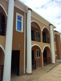 Blocks of Flats House for rent  along Barracks Road OJO. Ojo Ojo Lagos