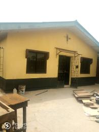 Detached Bungalow House for rent  Meiran not far from cabowey bus stop Abule Egba Lagos