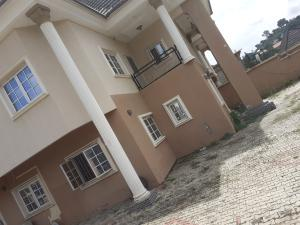 5 bedroom Semi Detached Duplex House for rent Gwarinpa  Gwarinpa Abuja