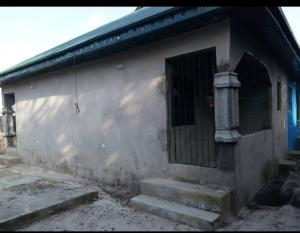 1 bedroom mini flat  Detached Bungalow House for rent Ibeju lekki before Eleko Junction Eleko Ibeju-Lekki Lagos