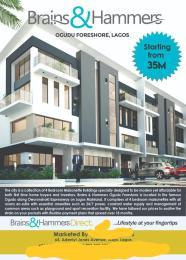 3 bedroom Studio Apartment Flat / Apartment for sale Ogudu foreshore  Ogudu Ogudu Lagos
