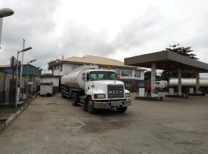 Tank Farm Commercial Property for sale Pako bustop  Oke-Afa Isolo Lagos