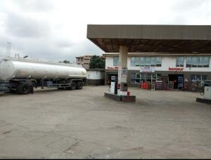 Tank Farm Commercial Property for sale Pako bustop  Oke-Afa Isolo Lagos