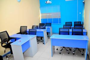 Office Space Commercial Property for shortlet Bamishile Allen Avenue Ikeja Lagos